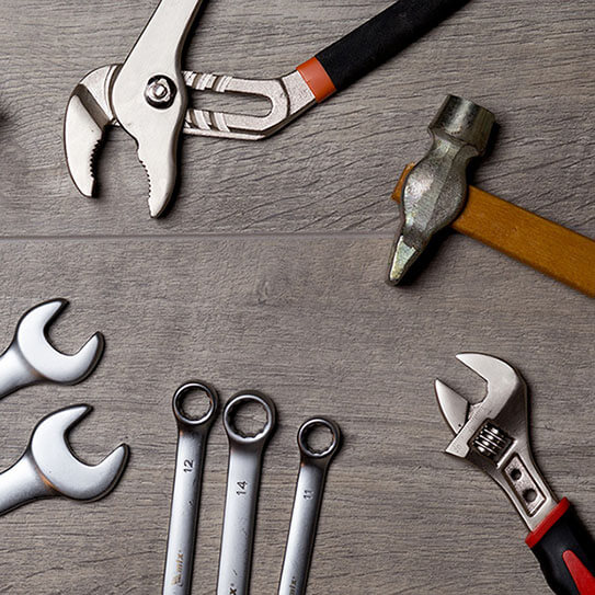 tools 543